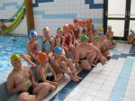 Závěr plaveckého výcviku