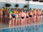 Zahájení plavecké hodiny